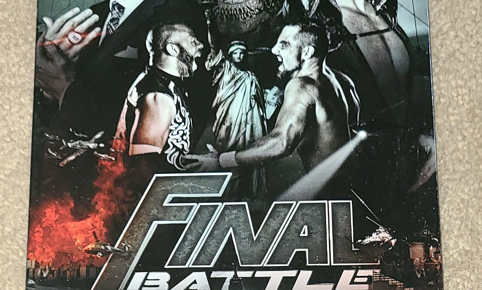 ROH - Final Battle - 12/15/2017 - NYC