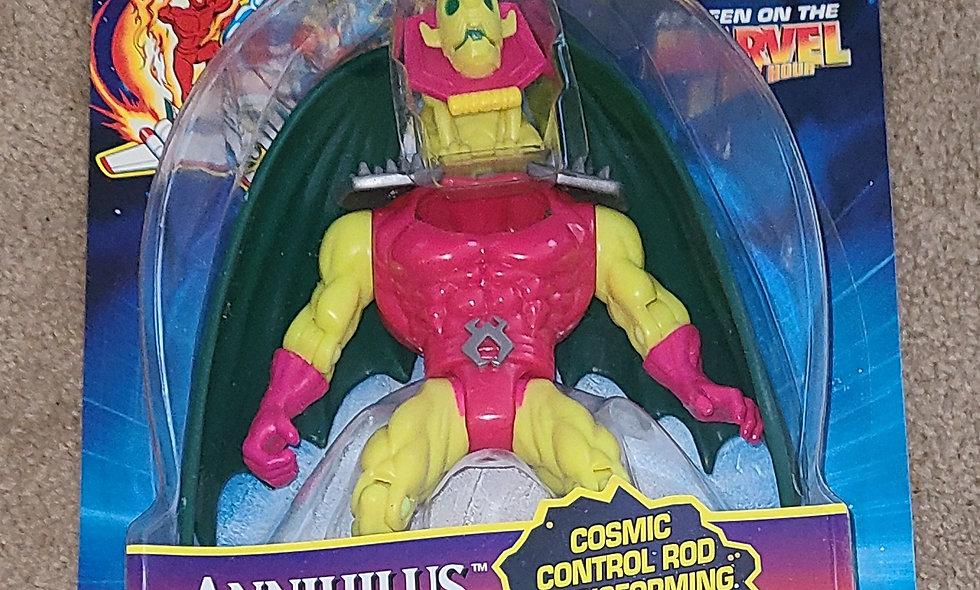 Marvel : Annihilus - Fantastic Four : ToyBiz 1995