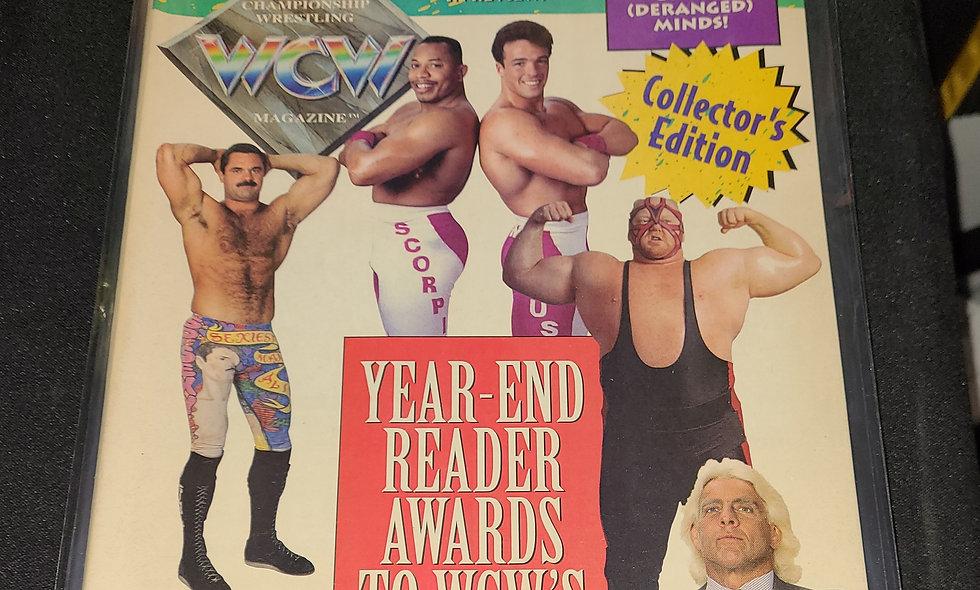 WCW Magazine  : March 1994