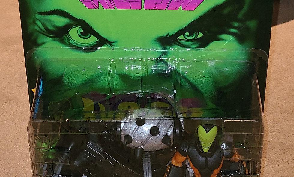 Leader - The Incredible Hulk - ToyBiz 1996