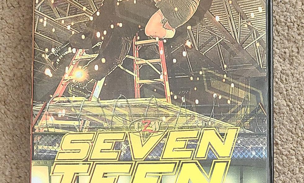 CZW - Seventeen : 2/13/16 - Deathmatch Dvd