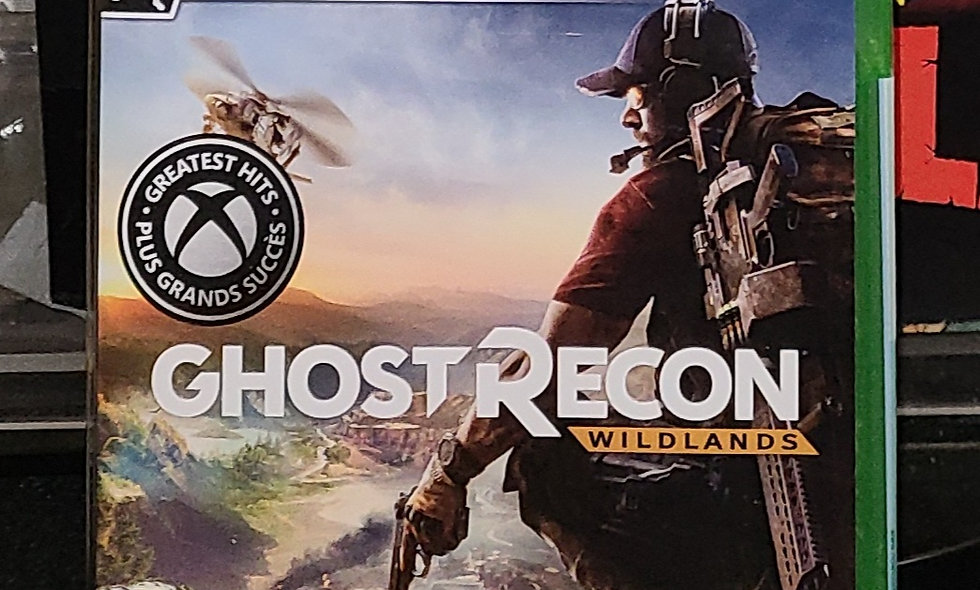 Xbox One - Tom Clancys : Ghost Recon : Wetlands - *NEW