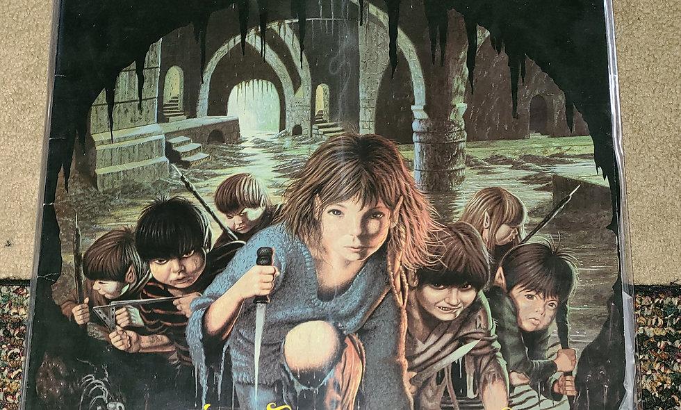 Savatage : Sirens - Combat / 1985 / VG - G / Metal