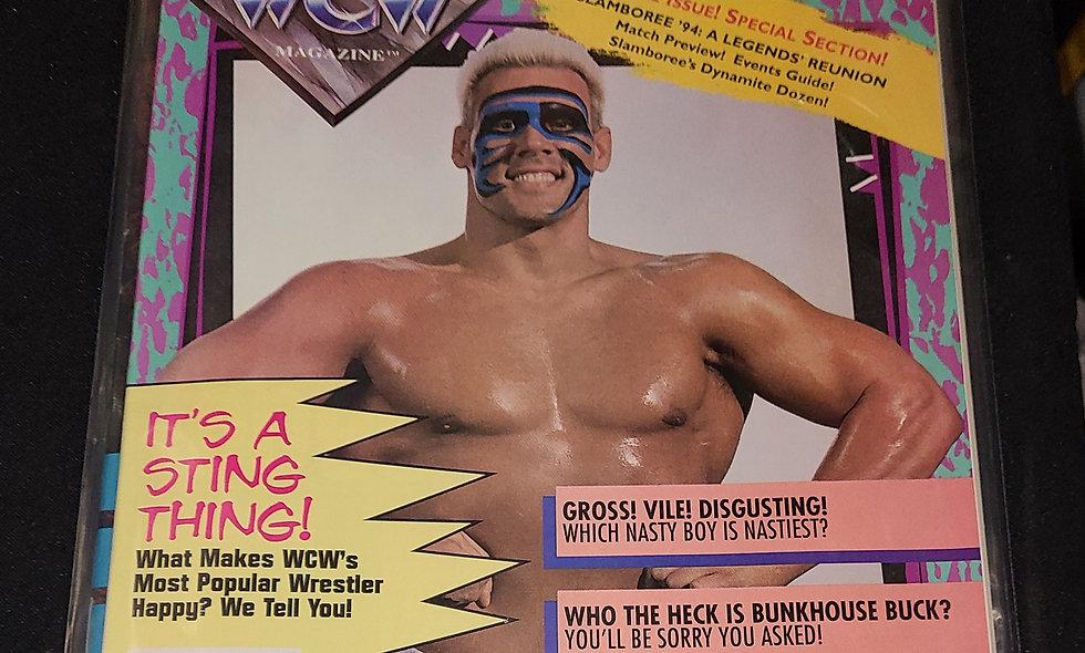 WCW Magazine  :  July 1994