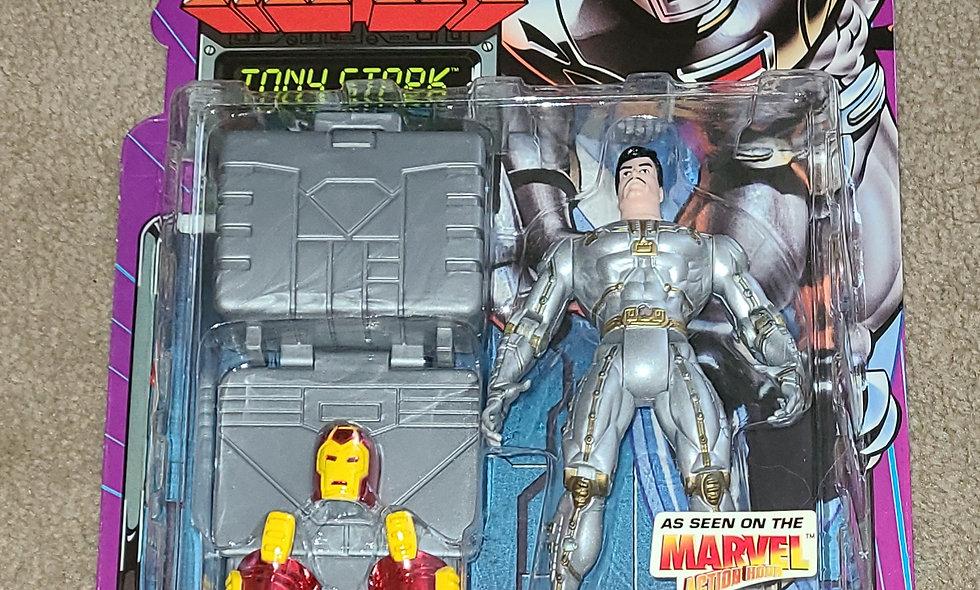 Marvel : Tony Stark : Iron Man : ToyBiz 1995