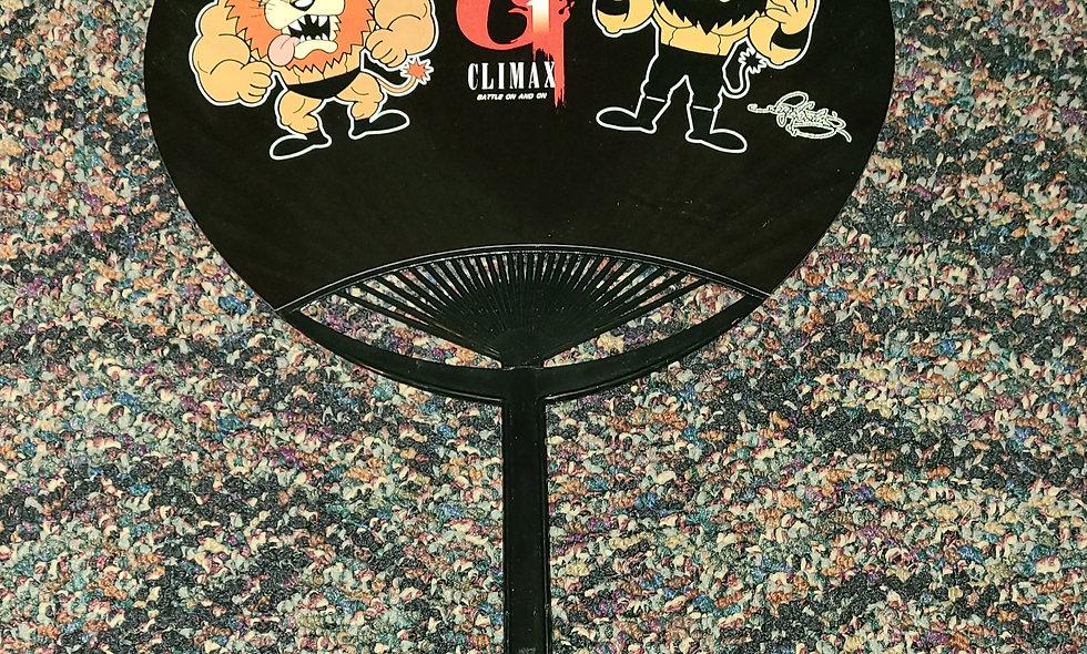 NJPW - G1 Climax 2011 - Hand Fan