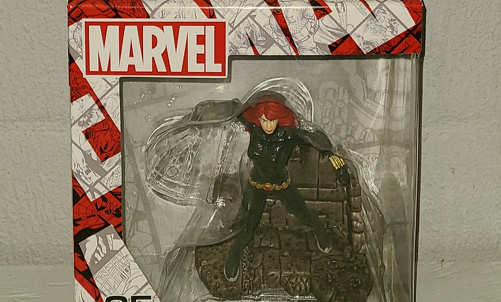 Black Widow - Marvel #5 - Schieich