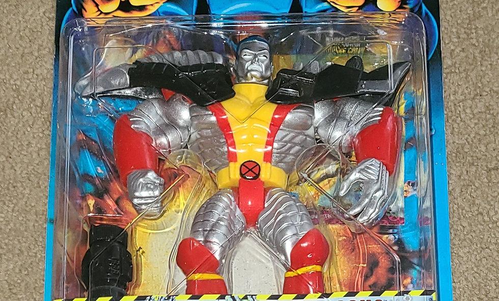 Marvel : Colossus : X-Men Battle Brigade - ToyBiz  1996