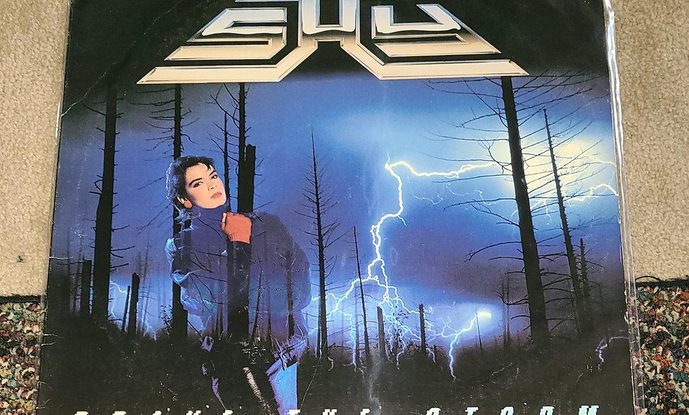Shy : Brave The Storm - RCA / 1985 / Good / Rock