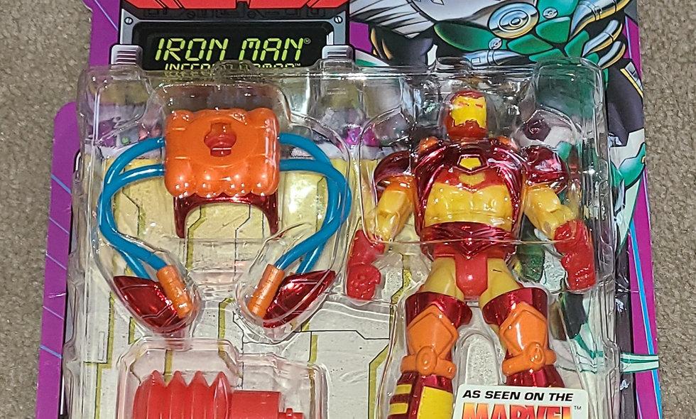 Marvel : Iron Man Inferno Armour : Iron Man : ToyBiz 1996