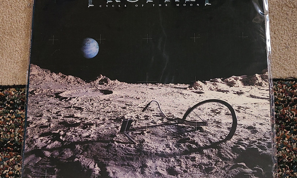 Prophet : Cycle Of The Moon - Atlantic / Metal Force / Good / 1988 / Metal