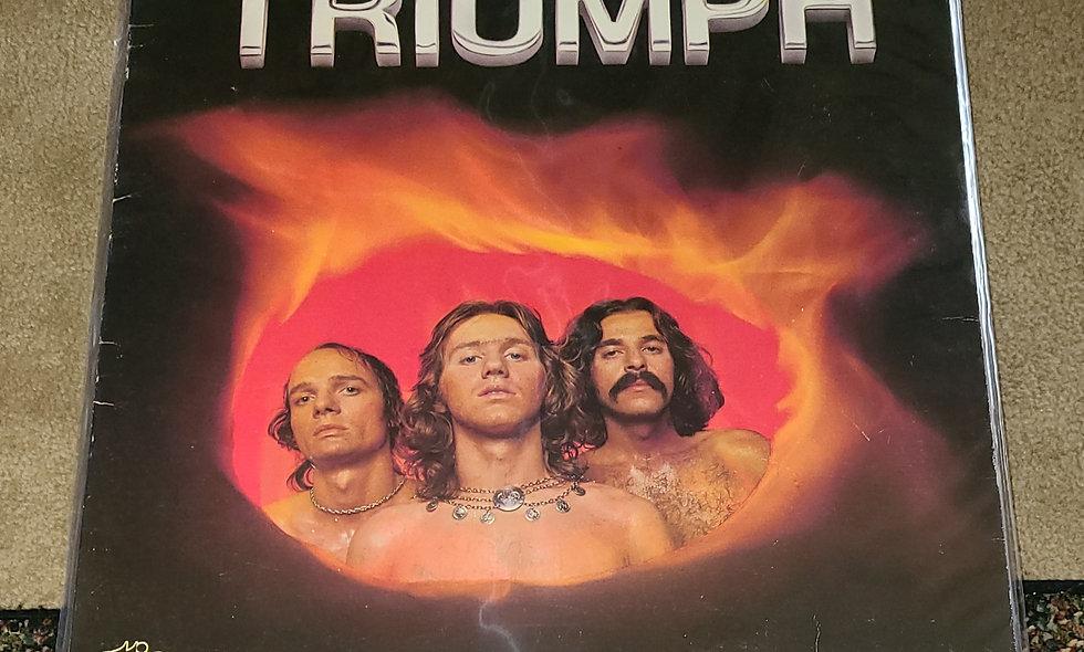 Triumph : Triumph - Attic / 1976 / Good / Rock