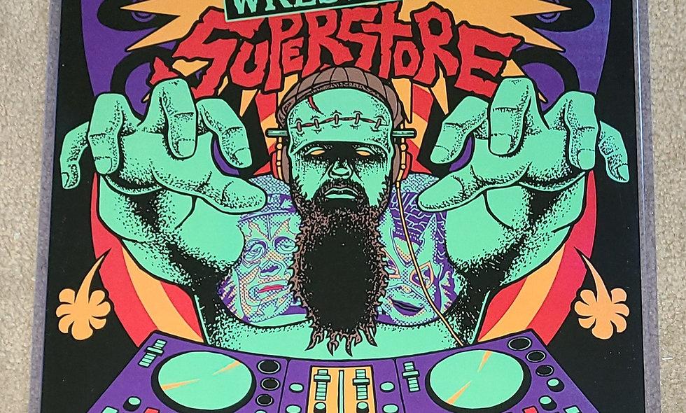 """Funkenstein """"DJ"""" 11""""x17"""" Poster"""