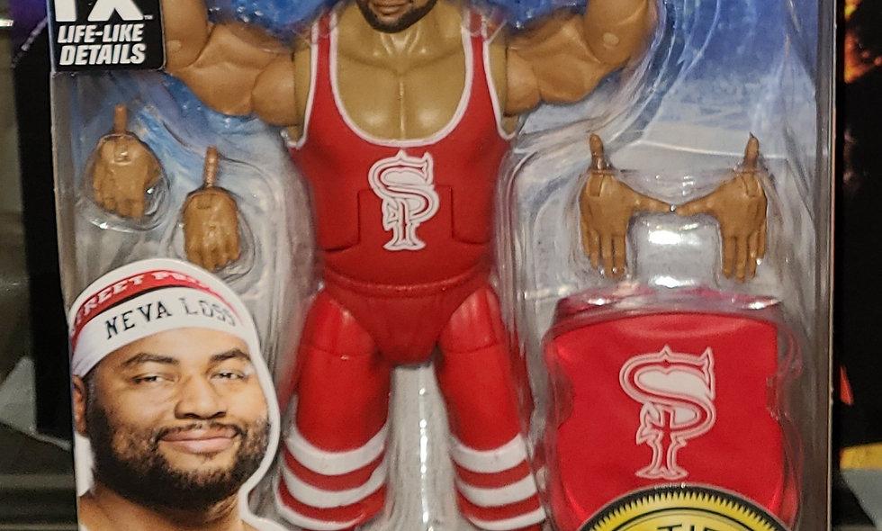 WWE Elite : Series #81 : Angelo Dawkins (Street Profits) : Mattel
