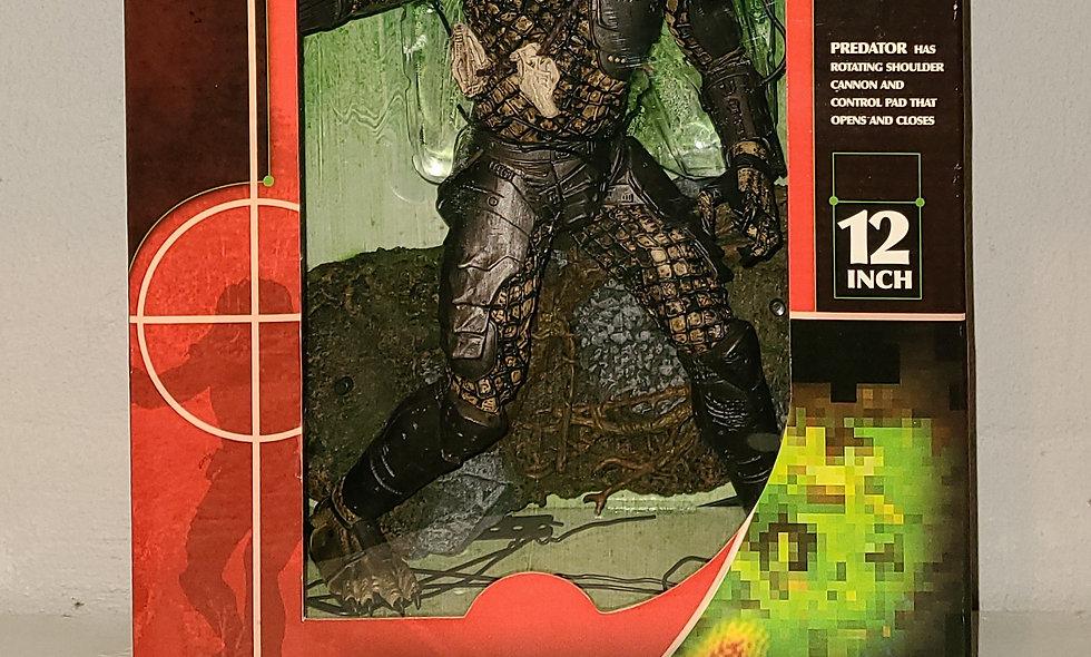 "Predator - 12"" Figure - McFarland Toys - PREOWNED"