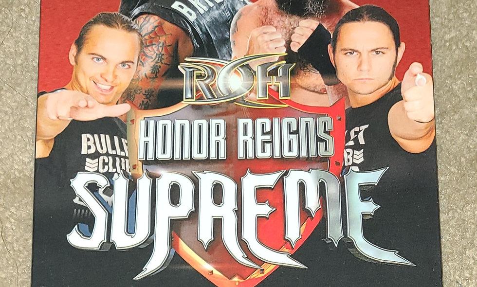 ROH - Honor Reigns Supreme - 2/4/2017 - Dallas