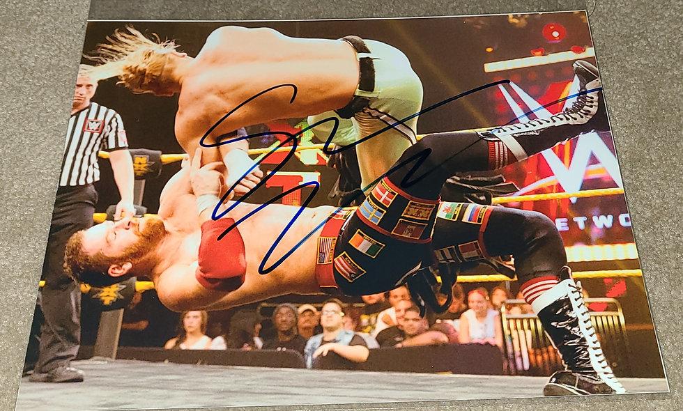 Sami Zayn aka El Generico - ROH WWE - Autographed 8×10