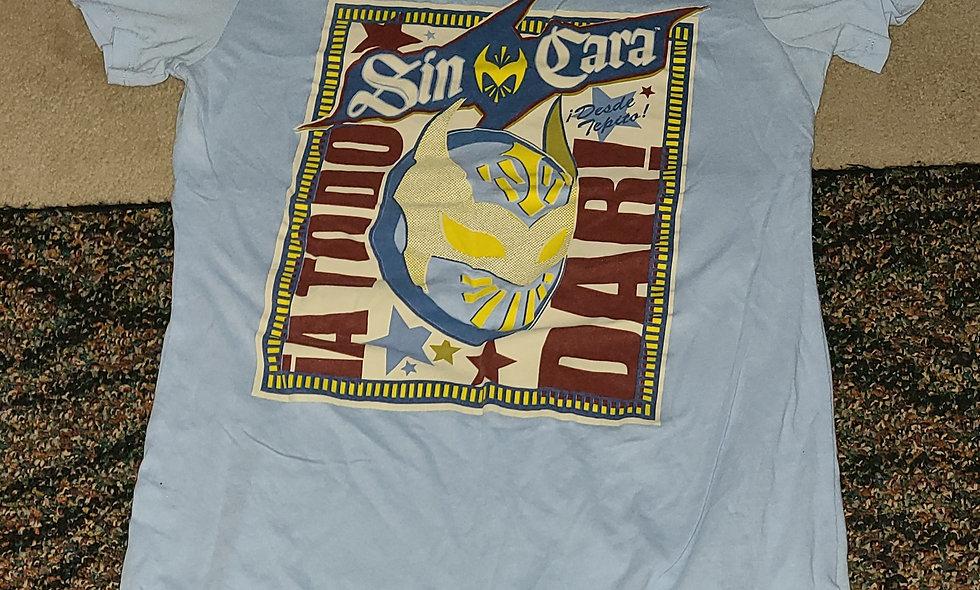 Sin Cara (WWE) - XL Womens T-Shirt New