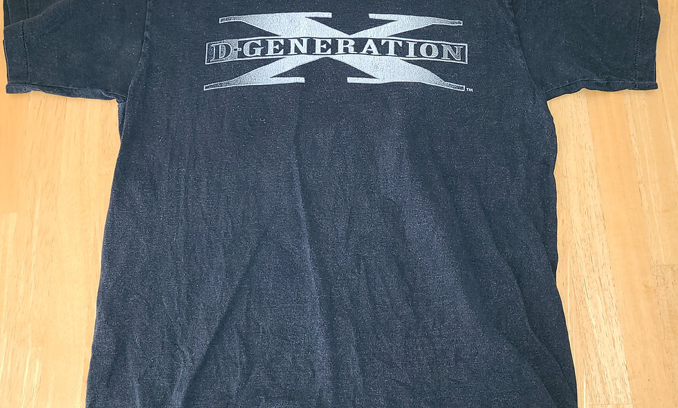 *Preowned  - D Generation X T-Shirt Size L