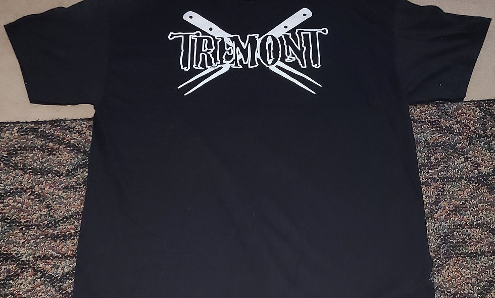 Matt Tremont : Legacy Of Brutality - XL T-Shirt New