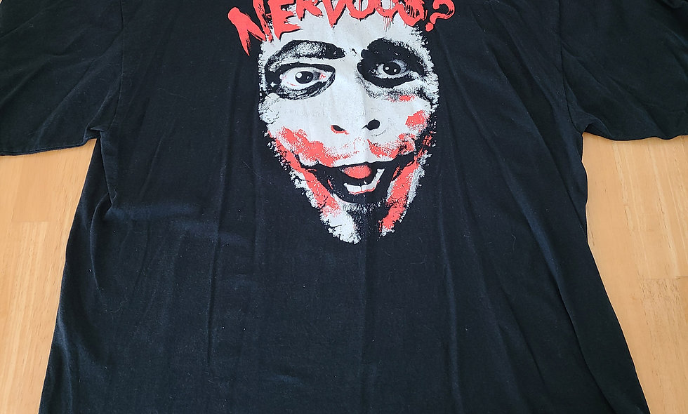 *Preowned  - Sting (Nervous) T-Shirt Size 2X