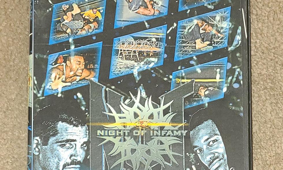 CZW - Night Of Infamy : 11/8/14 - Deathmatch Dvd