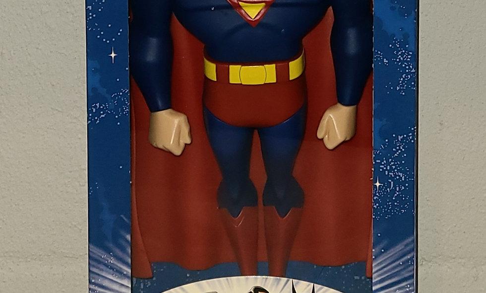 """Justice League - Superman - 10"""" Figure - 2003 Mattel"""