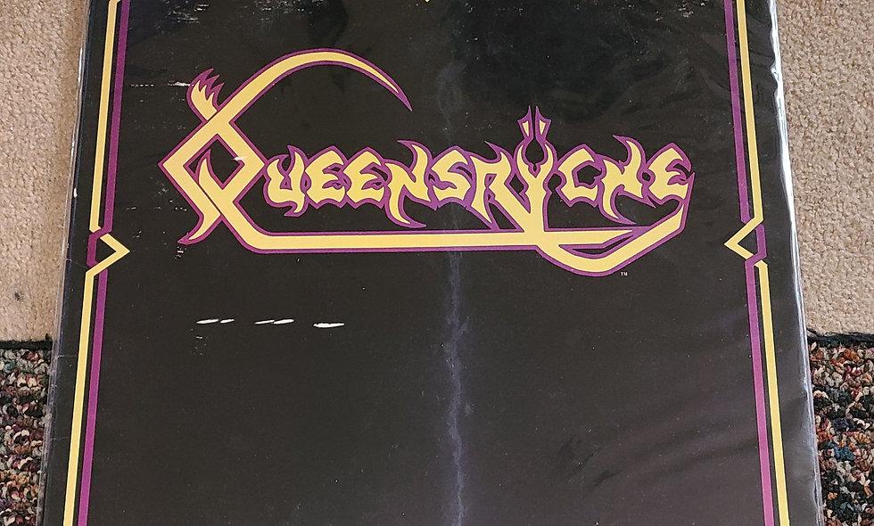 Queensryche : Queensryche - EMI / 1983 / Good - Poor / Metal