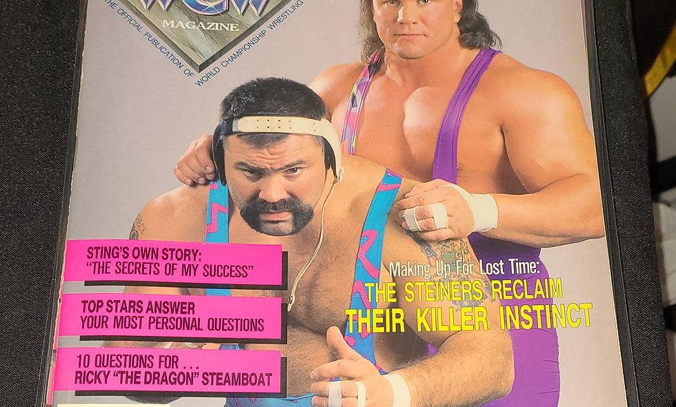 WCW Magazine  : May 1992
