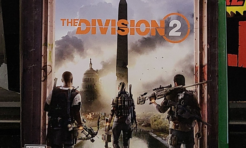 Xbox One - Tom Clancys : The Division 2 - *NEW