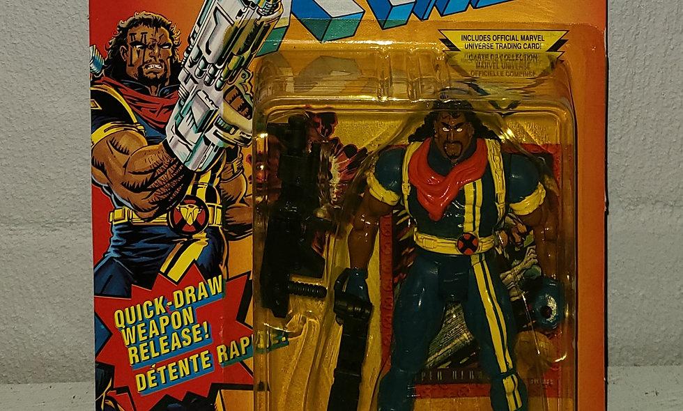 X-Men - The Uncanny - Bishop - 1993 Toy Biz
