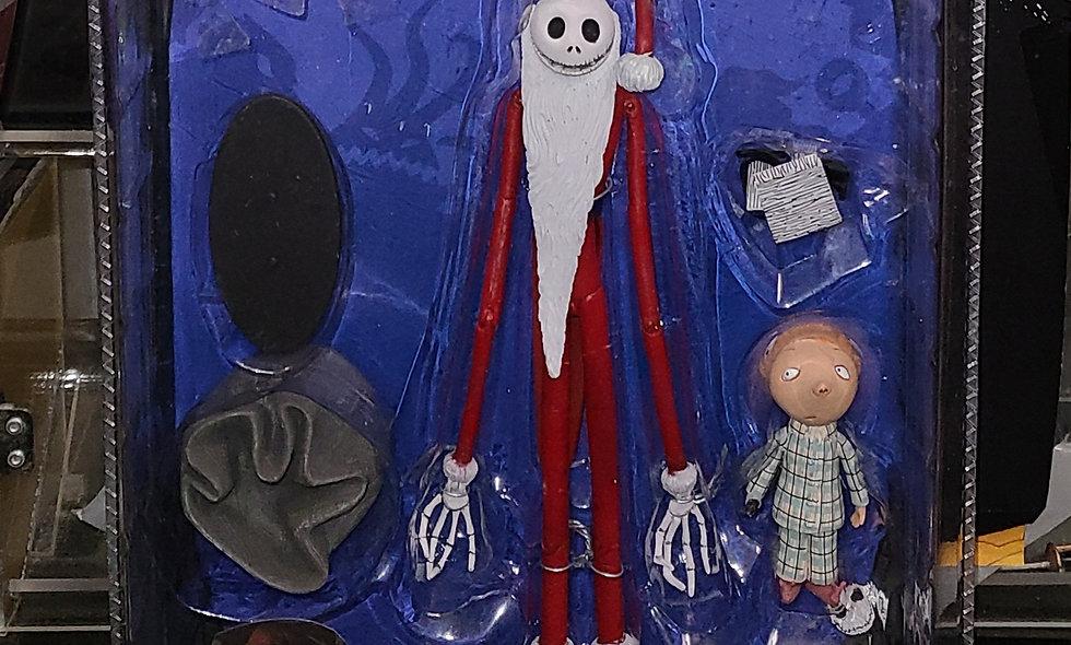 Santa Jack - The Nightmare Before Christmas - Neca