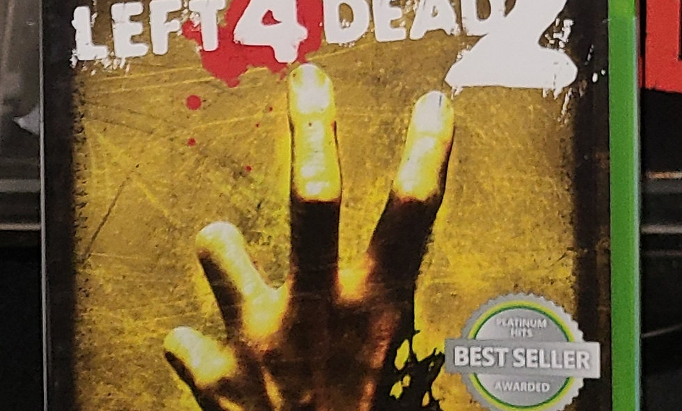 Xbox One / Xbox 360 - Left 4 Dead 2 - *NEW