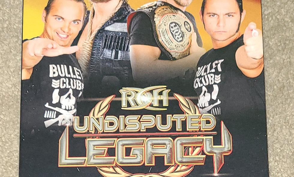 ROH - Undisputed Legacy - 2/3/2017 - San Antonio