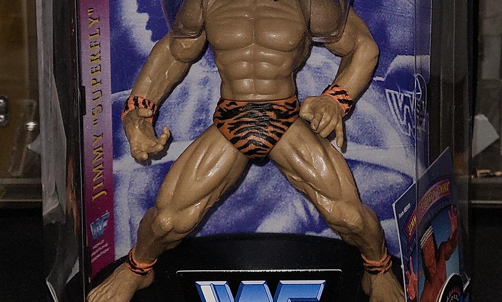 Jimmy Snuka - WWF Legends : Series 1 - Jakks Limited Edition