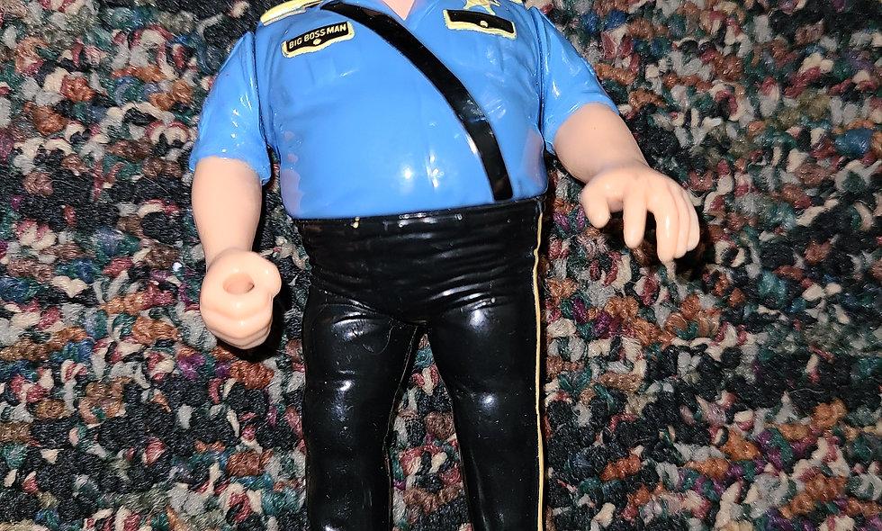 WWF Hasbro - Big Boss Man - Action Figure - *Action Works