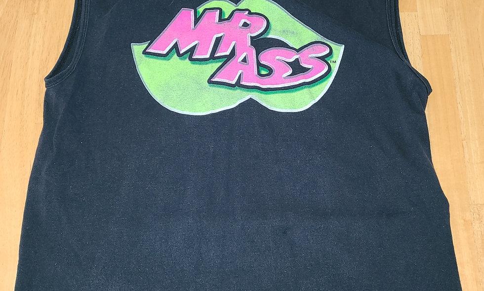 *Preowned  - Mr Ass (Sleeveless) T-Shirt Size XL