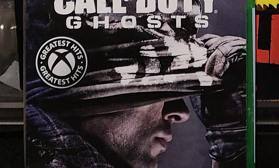 Xbox One - Call Of Duty : Ghosts - *NEW