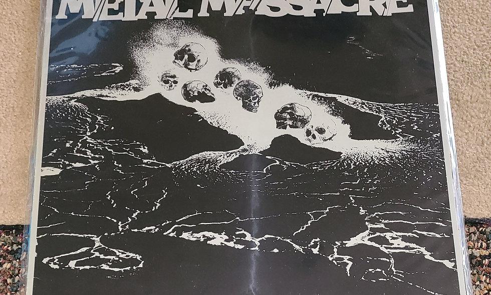 Metal Massacre : Comp #1 - Metal Blade / 1982 / Good / Metal