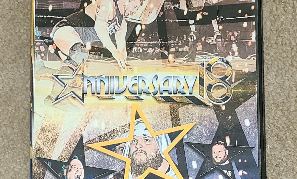 CZW - Anniversary 18 : 2/11/17 - Deathmatch Dvd