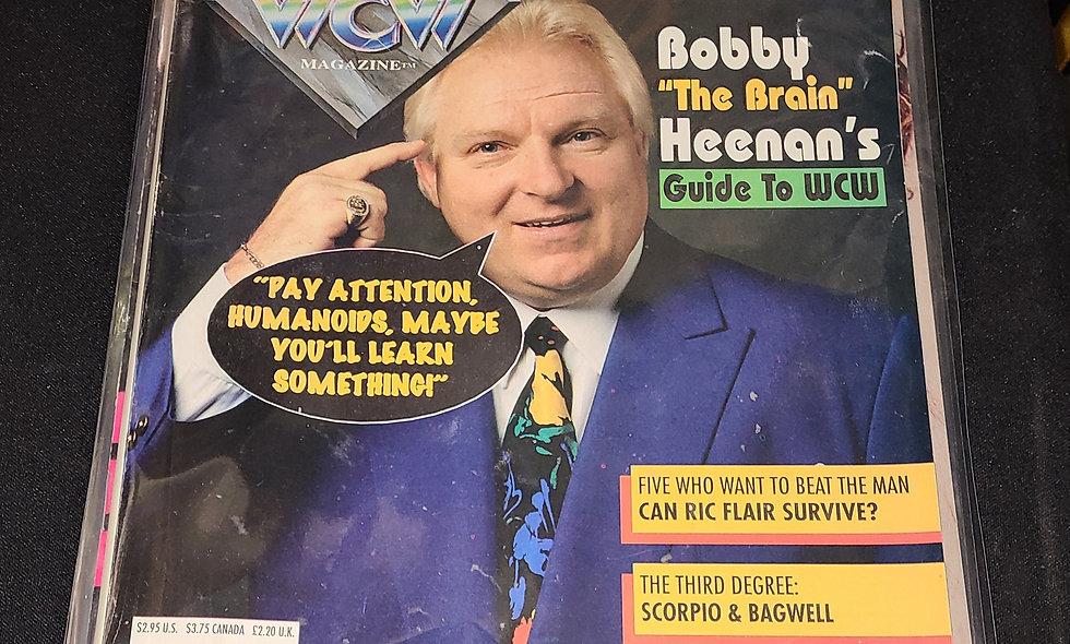 WCW Magazine  :   May 1994