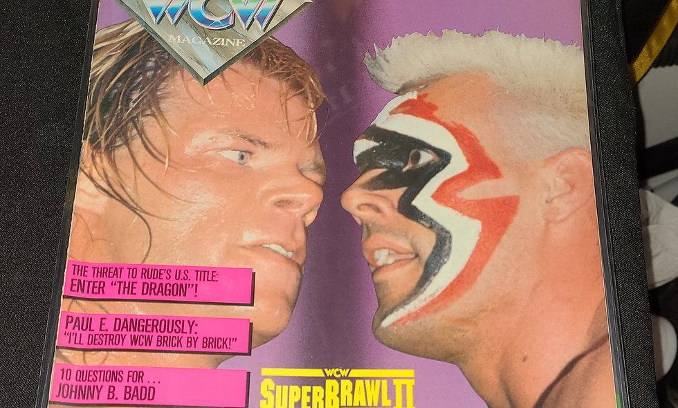 WCW Magazine  :  April 1992