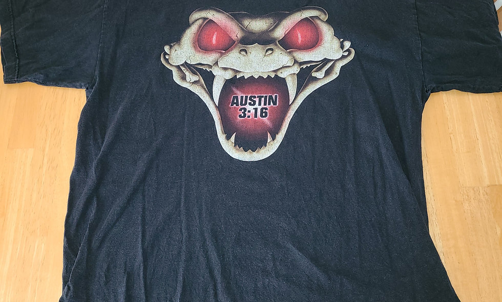 *Preowned - Stone Cold Steve Austin (Don't Trust..) T-Shirt Size XL