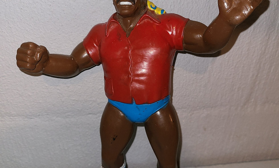 S.D. Jones - WWF LJN