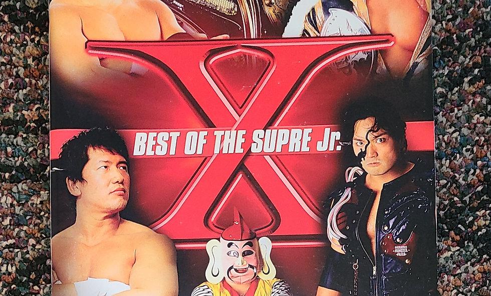 NJPW - Best Of The Super Jr. 10 - Vol. 177