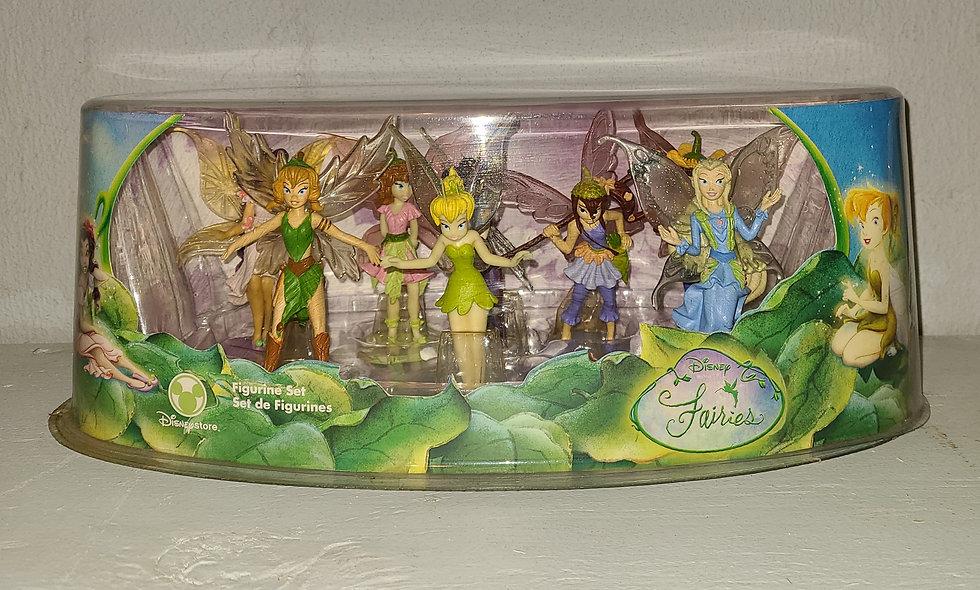 Fairies - Figurine Set - Disney Store Exclusive