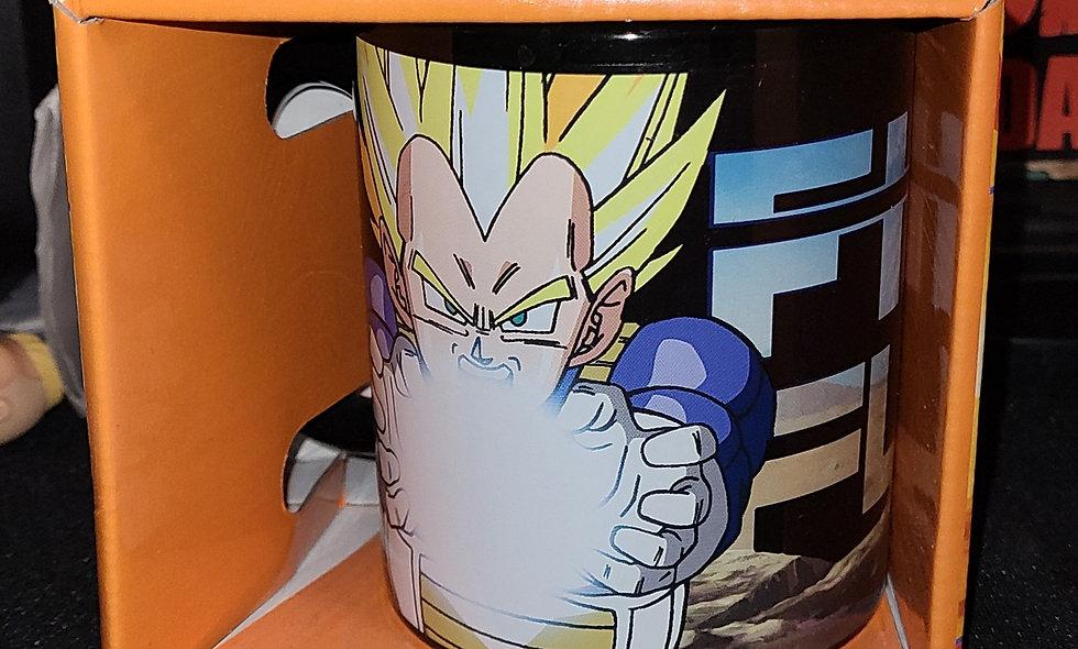 Dragon Ball Z : Vegeta - Color Change Coffee Mug