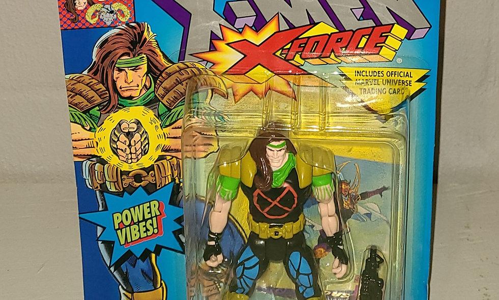 X-Men - X-Force - Rictor - 1994 Toy Biz