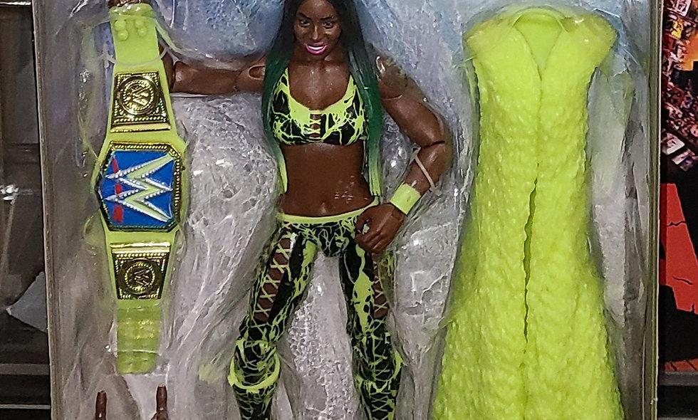 WWE Elite : Series 78 : Naomi : Mattel