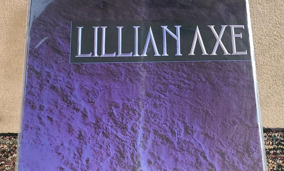 Lillian Axe : Lillian Axe - RCA / 1988 / VG / Metal